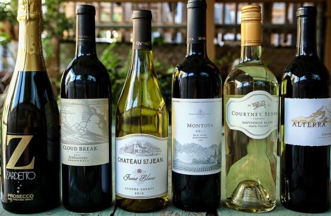 kalifornijska vina