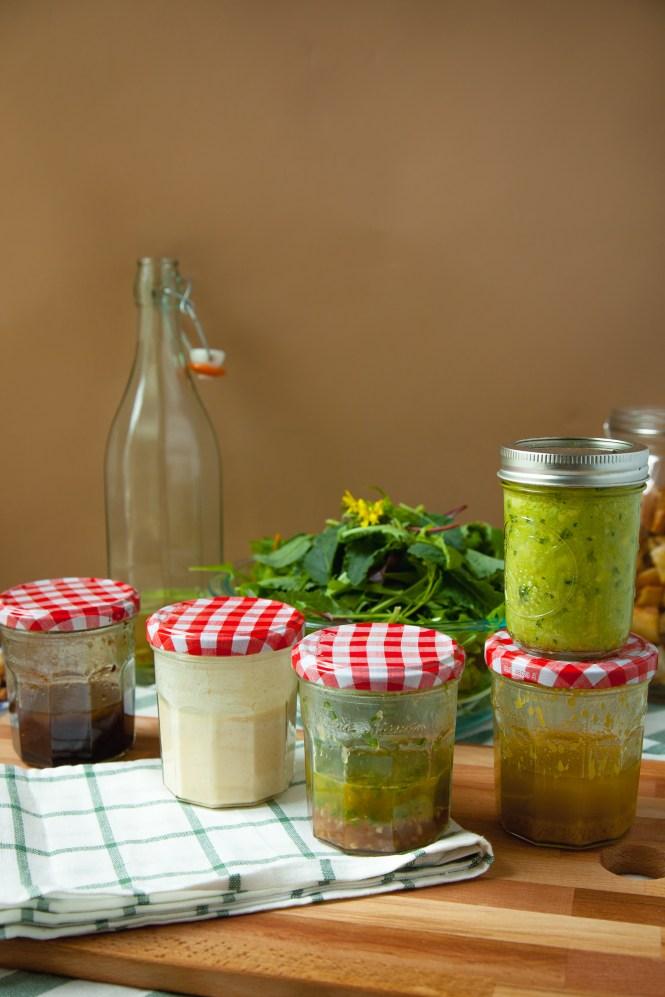 Domaći dresing za salatu