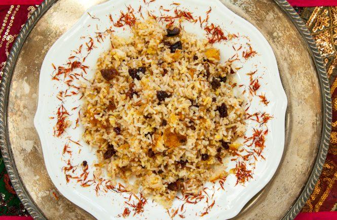 persijski pirinač