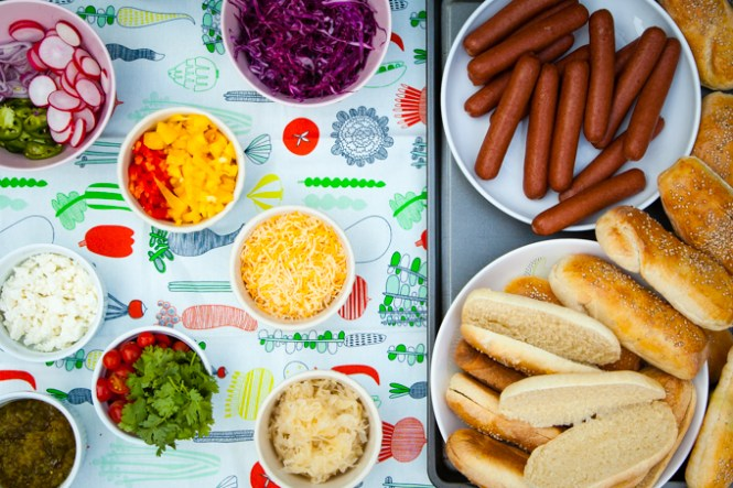 kifle za hot dog