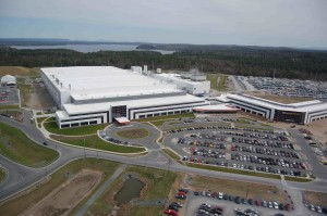 GlobalFoundries' Fab