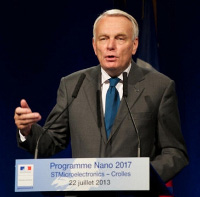 At a ceremony hosted by STMicroelectronics, the Prime Minister of France, Jean-Marc Ayrault, announced the government's 600 million Euro contribution to Nano2017, giving a big boost to FD-SOI.