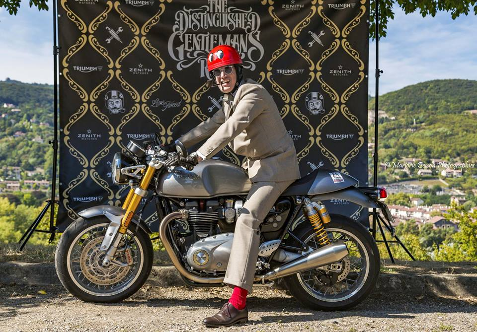 The Distinguished Gentlemans Ride