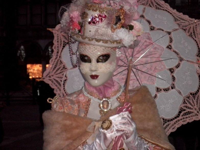 En ce moment carnaval de Venise
