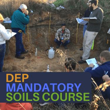 DEP Mandatory Soils Course