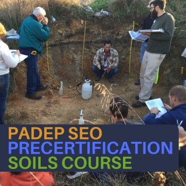 PADEP SEO Precertification Soils Course