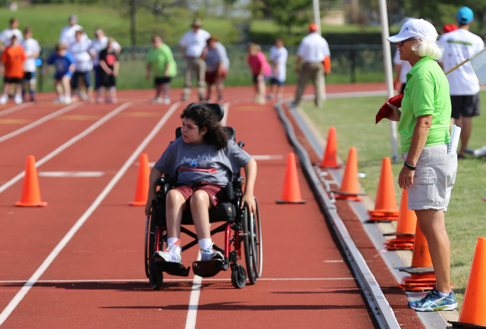 wheelchair olympics herman miller chair germany siblings experience summer games for first time special diana and daniel danny barraza of chicago participated in their illinois this year the sweltering heat did not stop