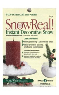 Snow Real Instant Decorative Snow