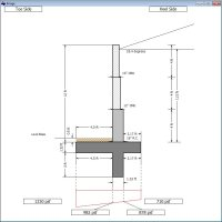 Cantilever and Restrained Retaining Wall Design Software ...