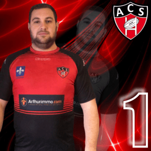PETIT ALEXANDRE AC SOISSONS RUGBY