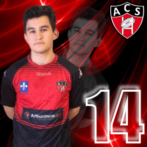BOUTRELLE LOUIS AC SOISSONS RUGBY