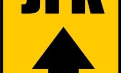 JFK Road Sign
