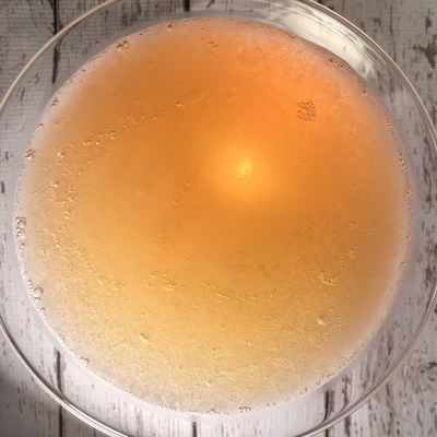 Cinnamon Apple Cider Manhattan