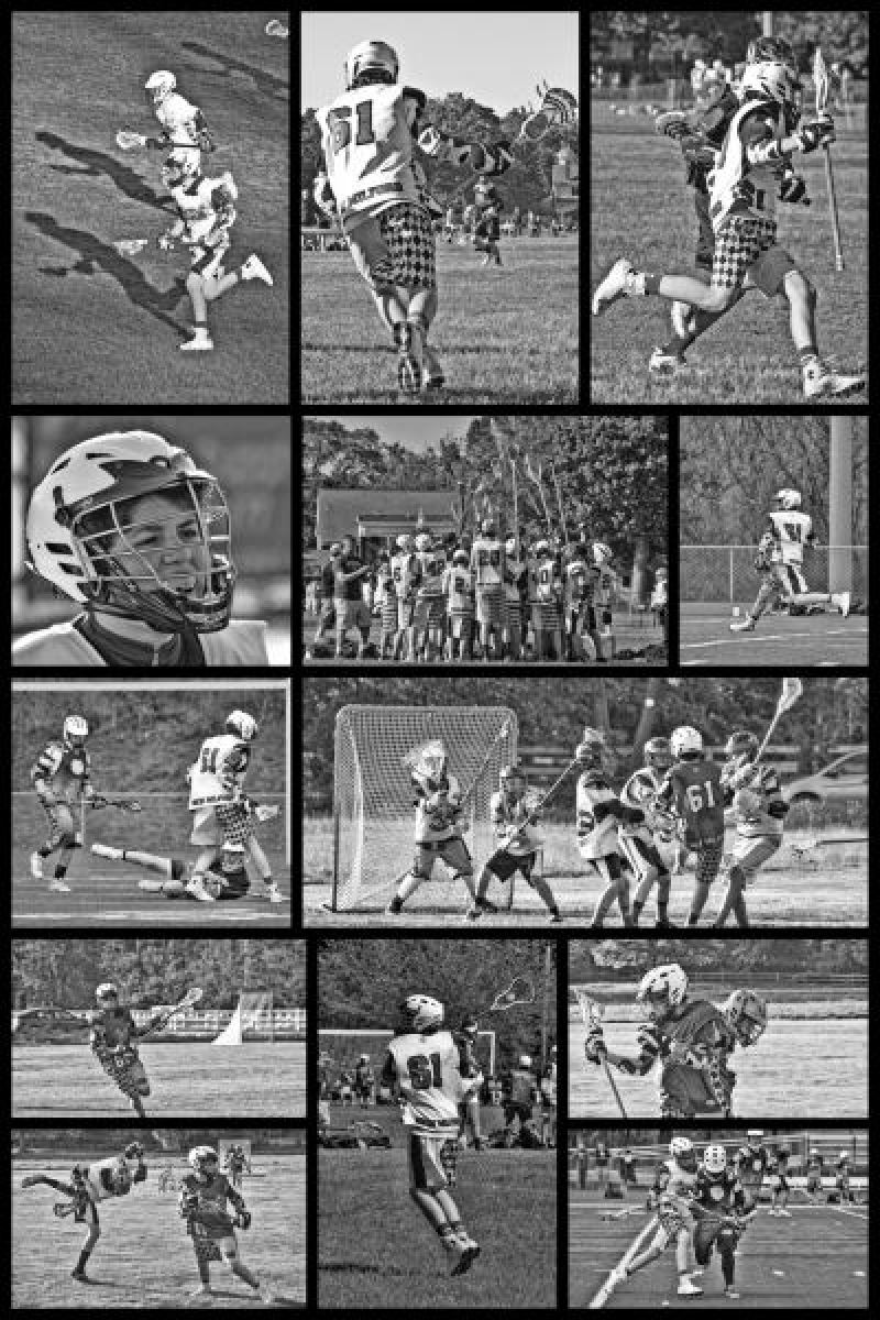 soivebeenthinking.com Steph Rufa Photography custom lacrosse sports posters