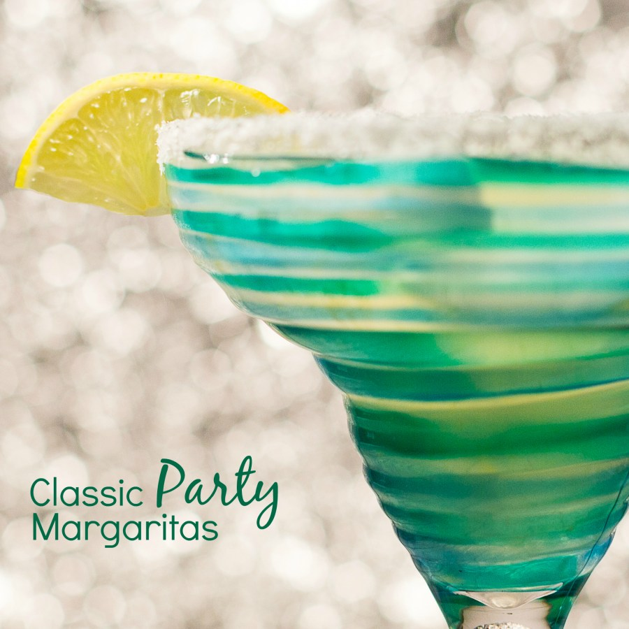 Classic Party Margaritas, So, I've been thinking, margarita round-up
