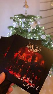 "SoJaaZ.band- CD ""TeaTimeTalk"""