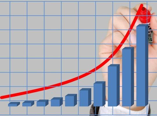 business finance growth
