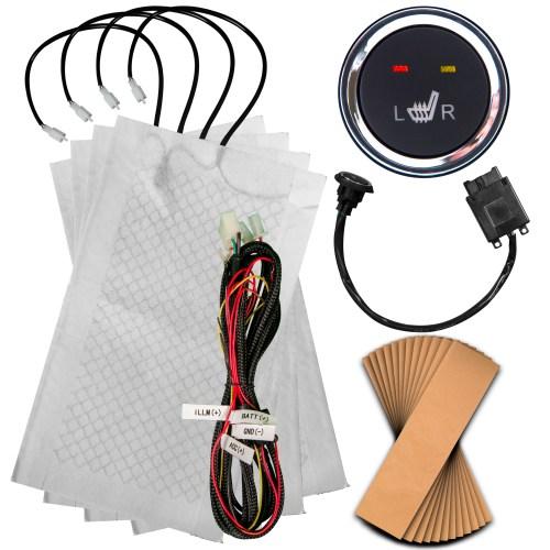 Retrofit Carbon Seat Heater