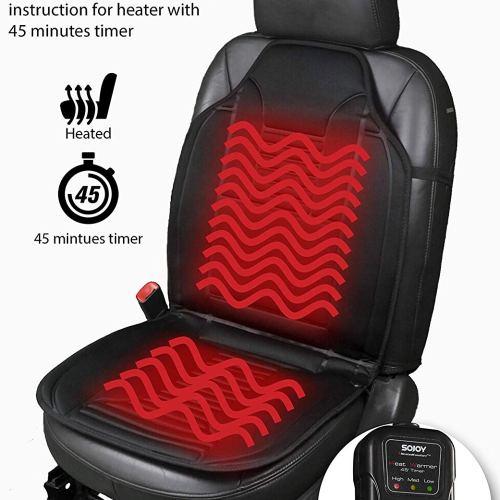 Car Heated Seat Cushion