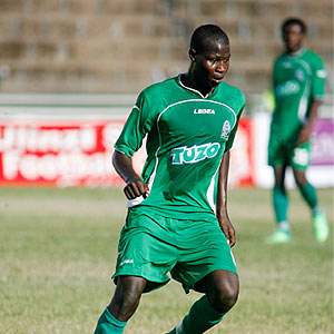 Teddy Akuma aka Viera