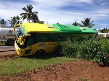Yanga Bus in Accident-Photo Courtesy