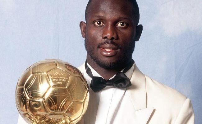 Image result for george weah
