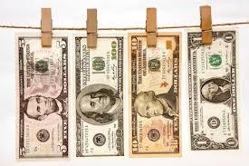 nešvarūs pinigai