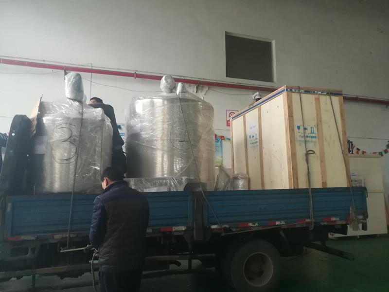 Carbonated Drink Pre-treatment System Ready To Ship ...