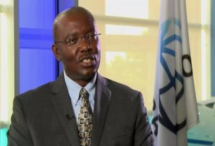 Henry Kerali, World Bank Country Director for Ghana