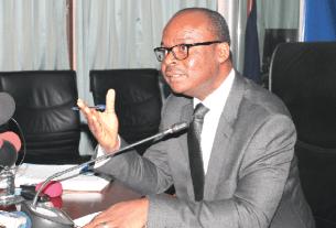 Dr Ernest Addison — Governor of the Bank of Ghana