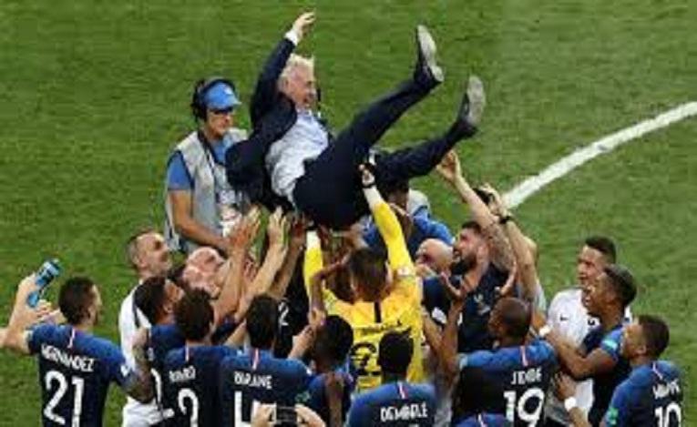 France's win is 'supreme coronation'-Didier Deschamps