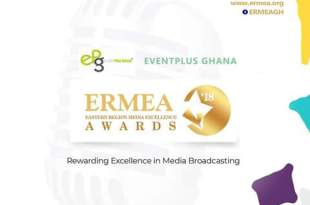 Bryt Fm wins best Radio station in Eastern Region as Justina Ansah wins most valuable personality in ERMEA