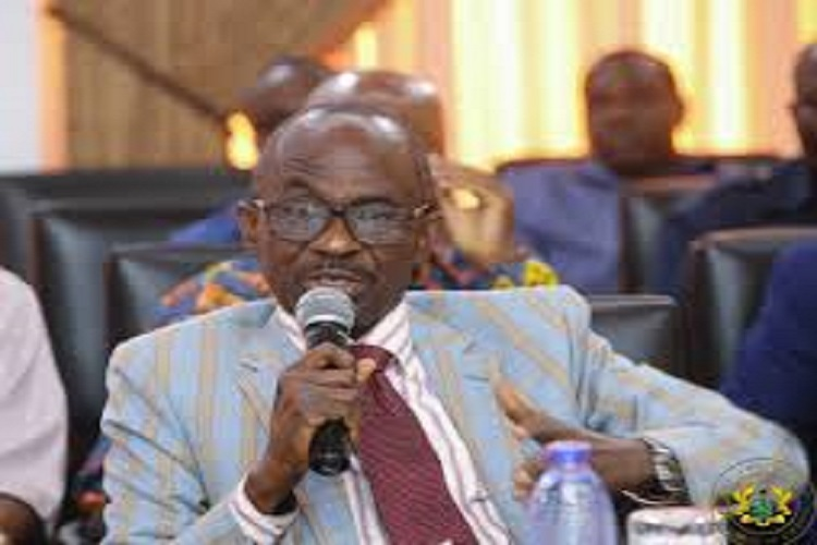 It is offensive for Minority in Parliament to endorse a candidate- Asiedu Nketia