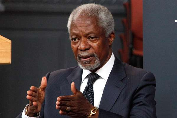 STATEMENT: Kofi Annan's Family Requests For Privacy