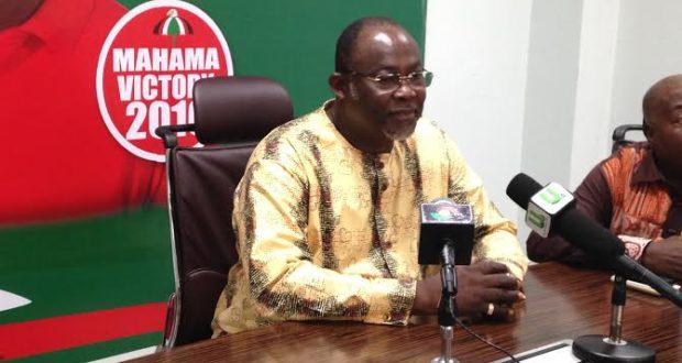 I'll be happy to be Mahama's running mate but… Spio Garbrah