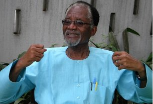 The Late Prof Atukwei Okai