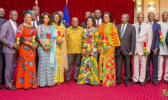 All 110 ministers are useful; no need to downsize – Deputy Minister