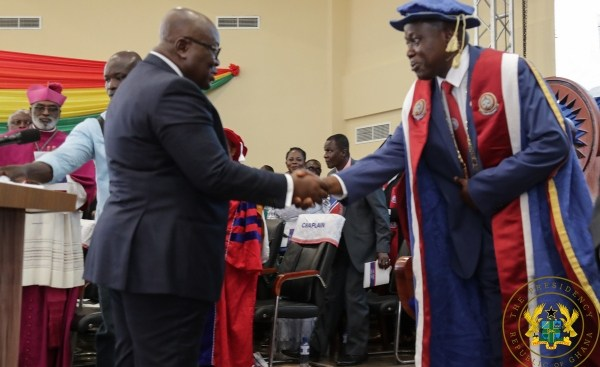 Akufo-Addo's swearing-in of UEW VC 'capricious' & 'reckless' – Okudzeto Ablakwa
