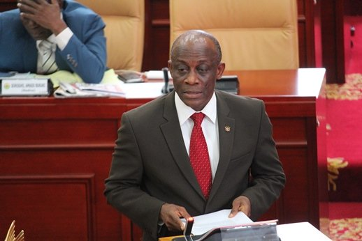 Seth Terkper now a lecturer at University of Ghana