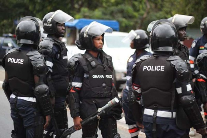 PLEASE CALL POLICE TURNED 'LAND GUARD', INSP. AGORKA TO ORDER – RESIDENTS OF NGLESHIE AMANFROM CALL ON IGP