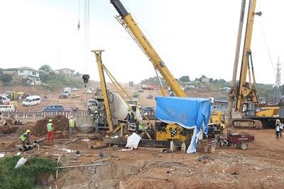 Pokuase Interchange project…Govt releases GH¢10m for compensation