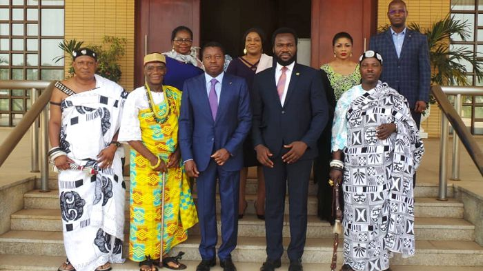 Uphold Democratic Principles Rawlings urges Togo