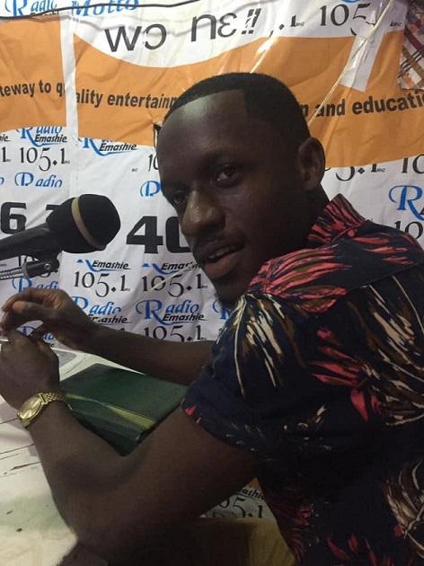 Mr Eric Kweku Asamoah
