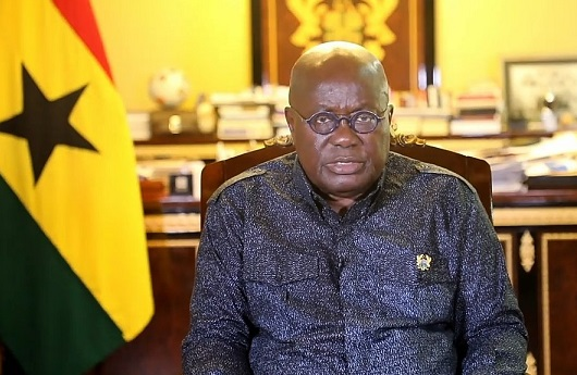 Stop Shaking Hands To Prevent COVID-19 – Akufo-Addo