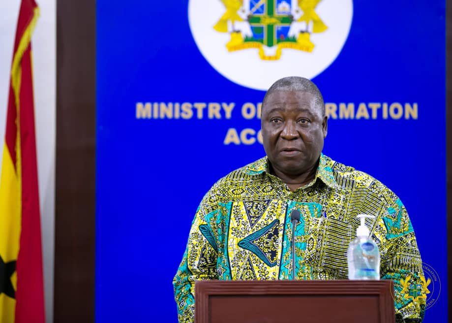 COVID 19: 53rd case confirmed in Ghana