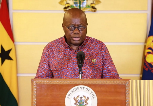 My single-minded goal is to steer the country out of this crisis – Akufo Addo