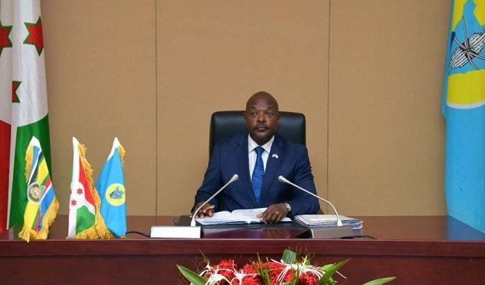 President Akufo-Addo condoles with Burundi