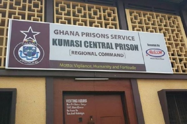 First Coronavirus Case Recorded At Kumasi Central Prison