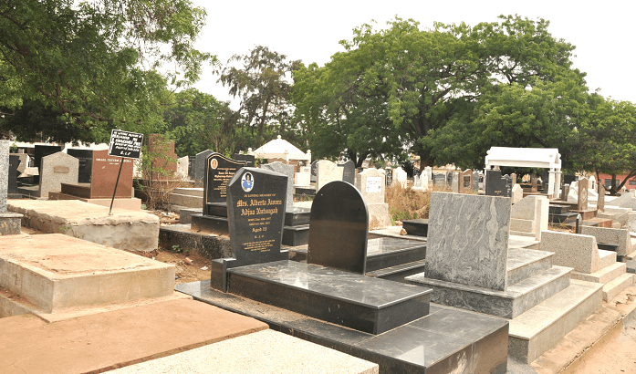 COVID-19: 16 Out Of 48 Dead Bodies Buried In Accra