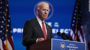 Joe Biden (US President-elect )